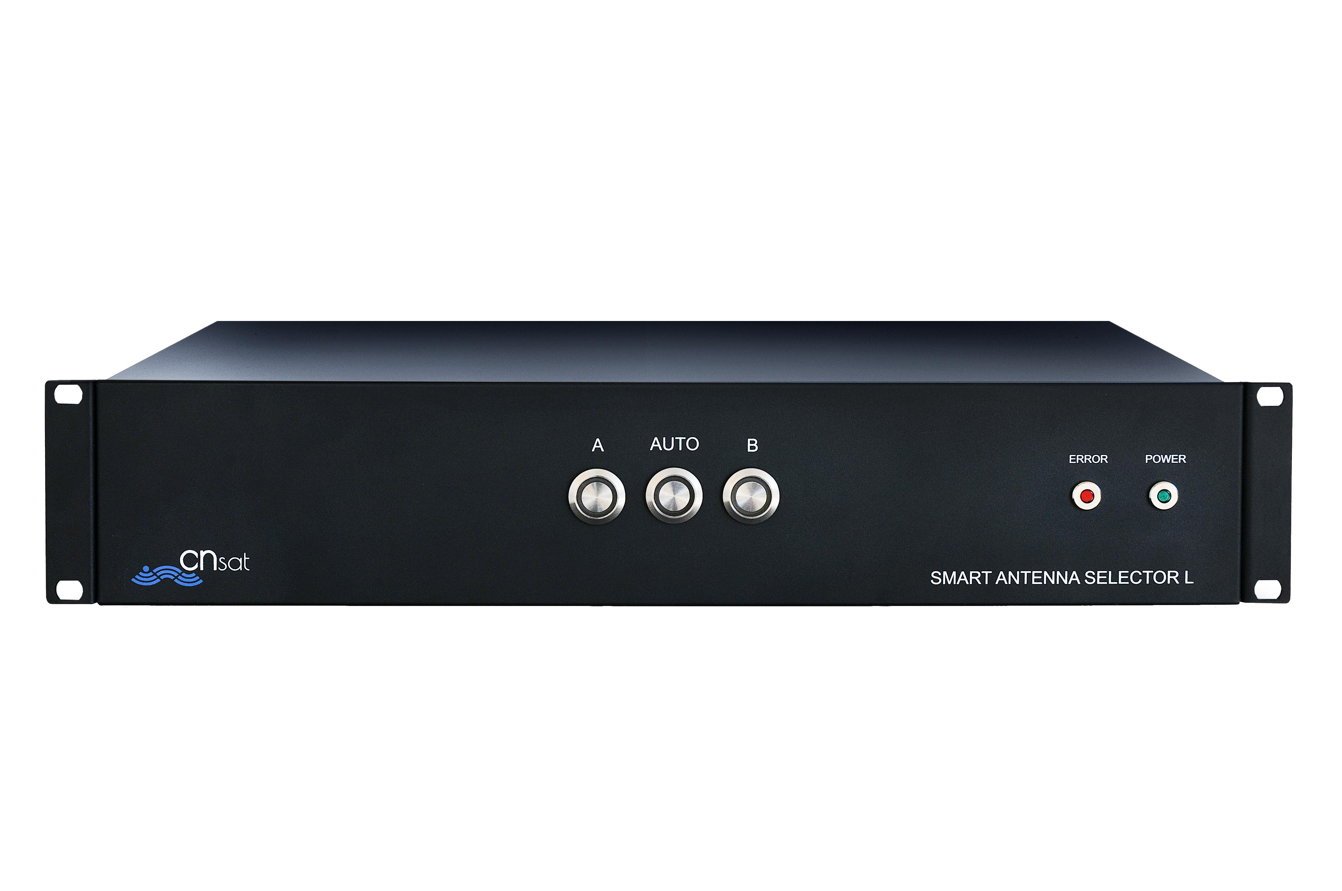 Smart Antenna Selector Light Cnsat Srl Antennas Automatic Manual And Compact